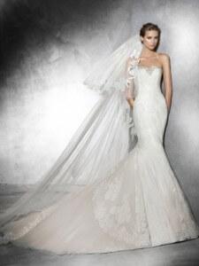 Suknia Ślubna Pronovias Pruda
